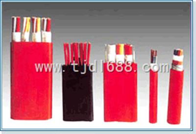 安防YFFB YFFB特柔软型扁电缆 YFFB扁电缆 YFFB塑料扁电缆厂家