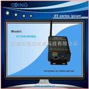 無線H.264 D1網絡視頻服務器