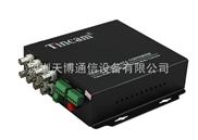 TBC-SF8V1d-8路數字視音頻光端機