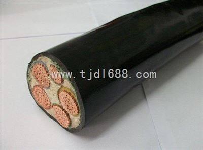 优质的YJLV22交联聚乙烯铠装电力电缆3*70+1*35电缆
