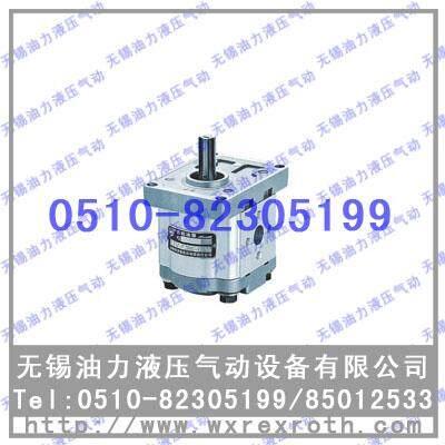 【合肥长源】齿轮泵 CBW-E304-TLHL