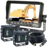 工程机械车辆安全监控系统,倒车后视系统,挖掘机摄像头