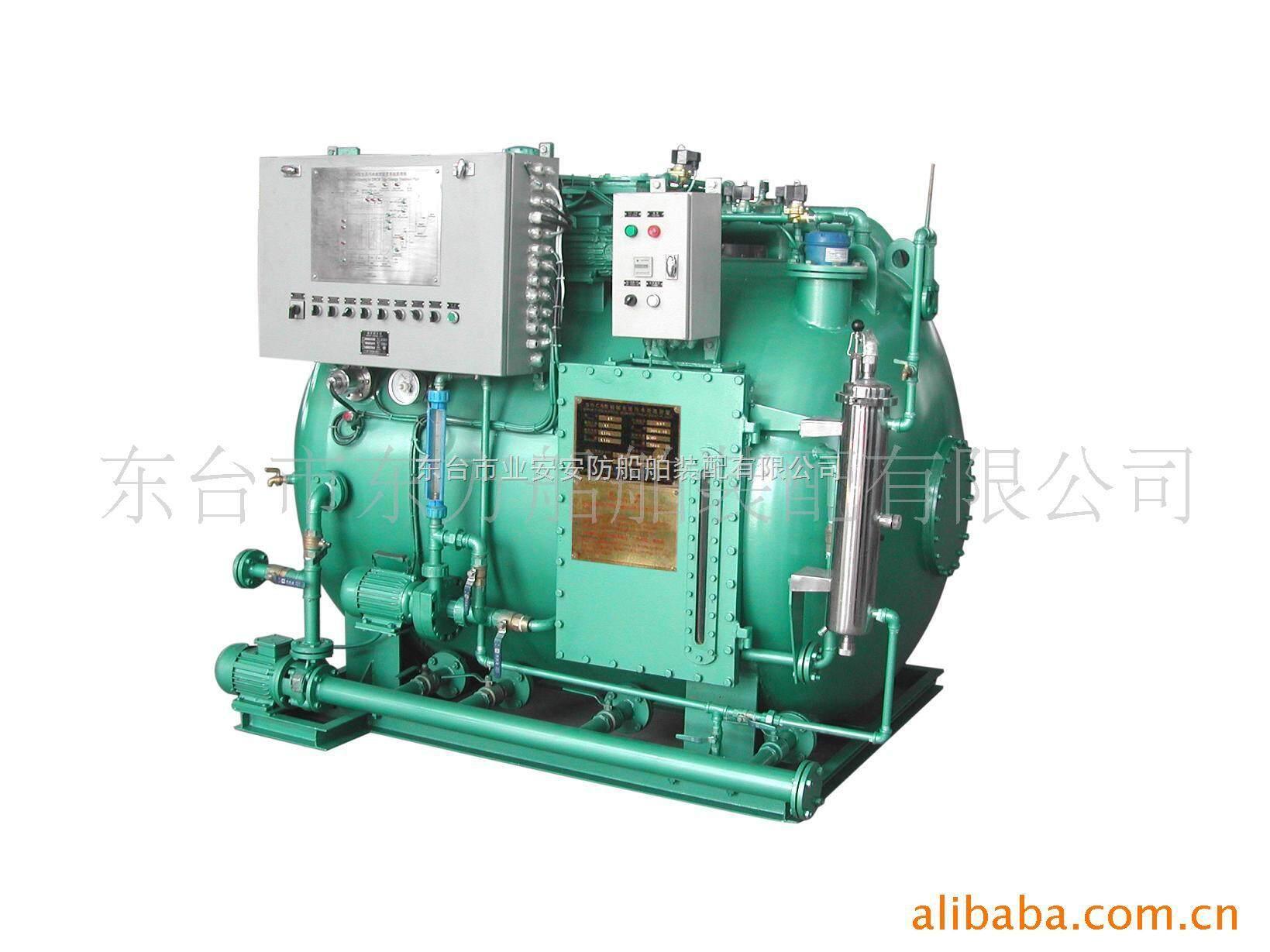 海南新型SWCM型膜法生活污水处理装置