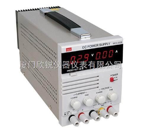 mch-302b直流稳压电源