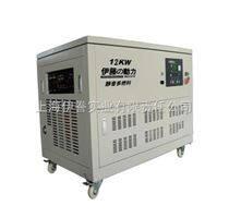 伊藤汽油發電機|12KW靜音汽油發電機