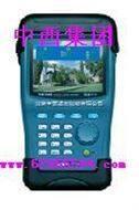 手持彩色液晶图像监视场强仪 型号:TDZ1-DS1286B