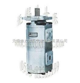 双联齿轮泵 CBG-2063/2050-BFP