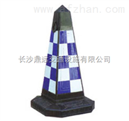 衡阳塑料路锥厂家批发销售橡胶路锥