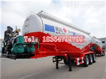 罐式粉煤灰运输车价格