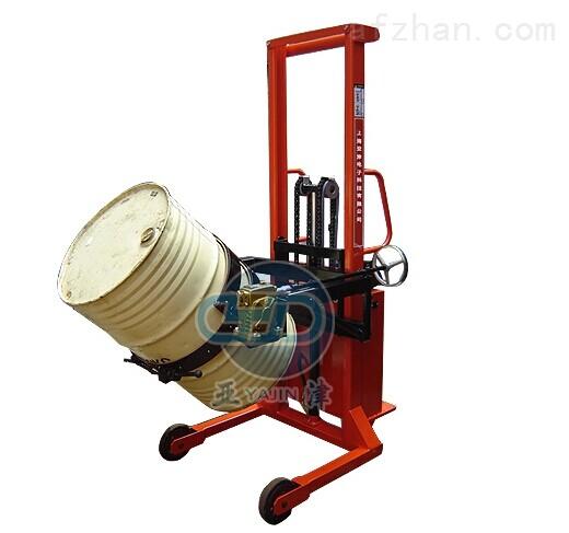 手动油桶倾倒秤FCS-500-500kg钩式倒桶秤