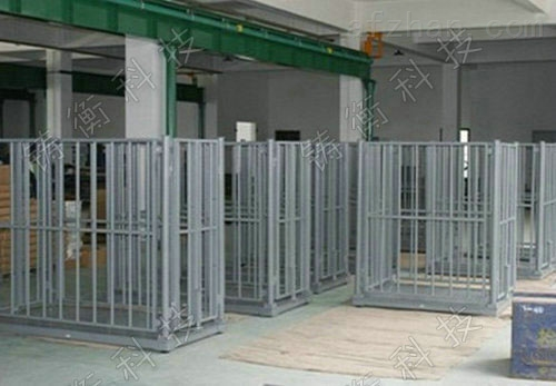 上海5吨碳钢围栏秤