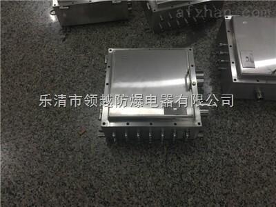 不锈钢防爆端子箱_不锈钢非标防爆接线箱,316不锈钢箱