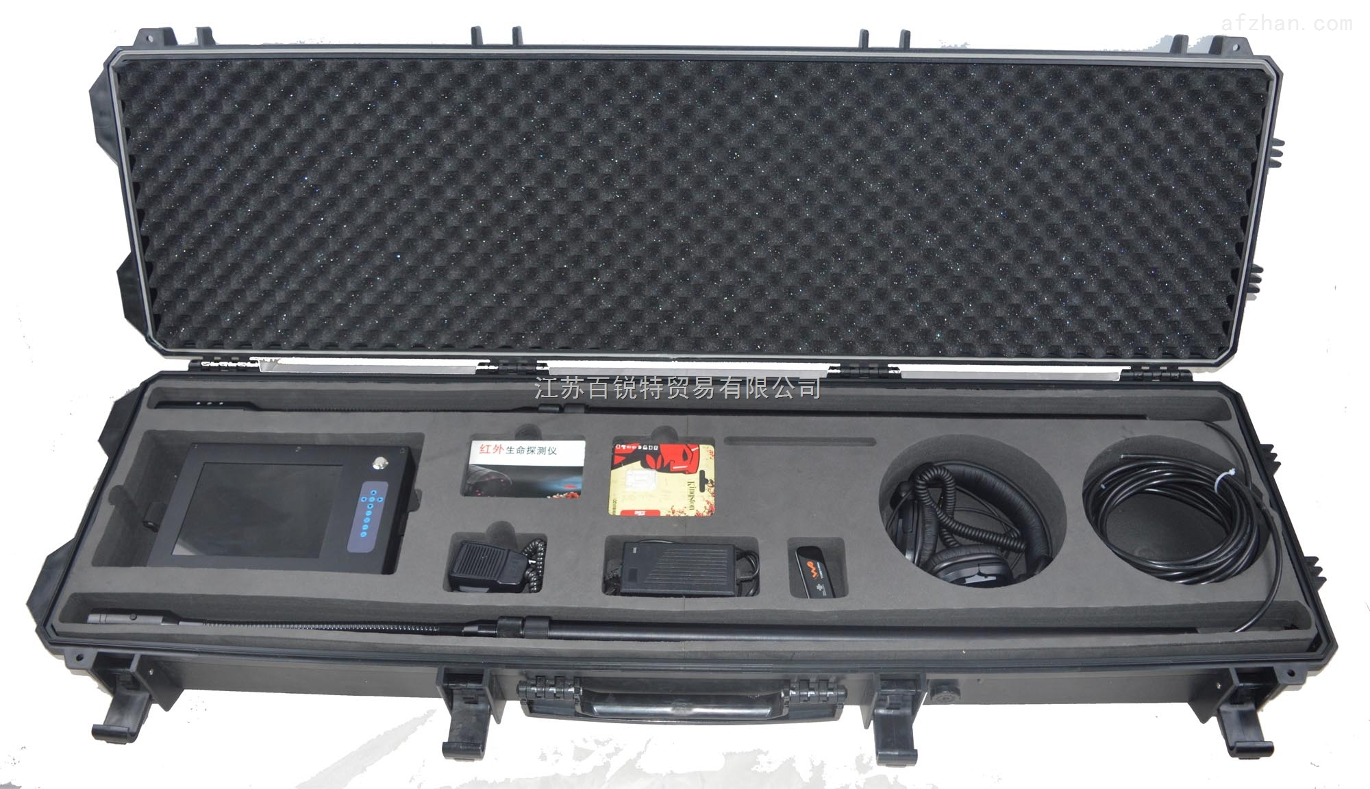 音频生命探测仪带红外线