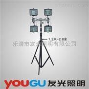 上海防爆灯具厂供应GSFW4000轻便式升降作业灯厂家