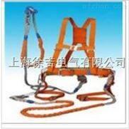 全身式欧式安全带五点式安全带高空作业安全带(带海绵护腰)