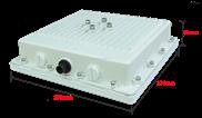 森林防火无线监控 工业级数字网桥 公园景区无线传输方案