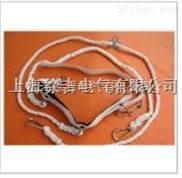 白色绳式双保险