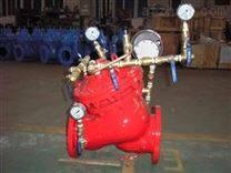 DY609X水控式雨淋报警阀