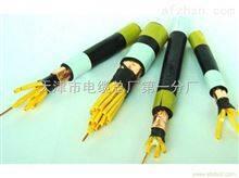 铜带屏蔽电缆 RVVP2 3*185