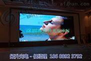 宴会厅舞台背景P4彩色LED显示屏价格