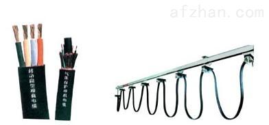 扁平橡套軟電纜