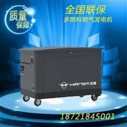 20千瓦汽油发电机带UPS