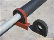 红松木管托规格  空调木托码厂家