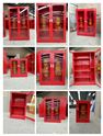 微型消防柜,宏宝不同款式灭火工具柜厂家