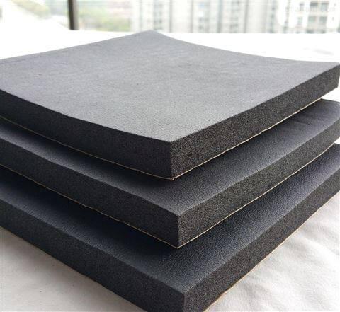 防火橡塑保温板的制做材料是什么