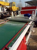 新品简介 砂浆岩棉复合板设备