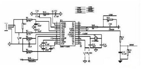 主程序检查脉冲中断子程序累计的用电量是否达到某个预定的值(如0.1kWh)。到达则将此值记入累计用电量的单元。因为是复费率电能表,根据实时时钟切换费率,要按设定的不同时段将它们分别存入峰电量、平电量或谷电量单元,并按照需求显示电量以及相关数据。      3.