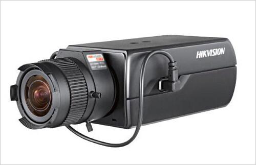 海康威视200万星光级人脸抓拍网络摄像机