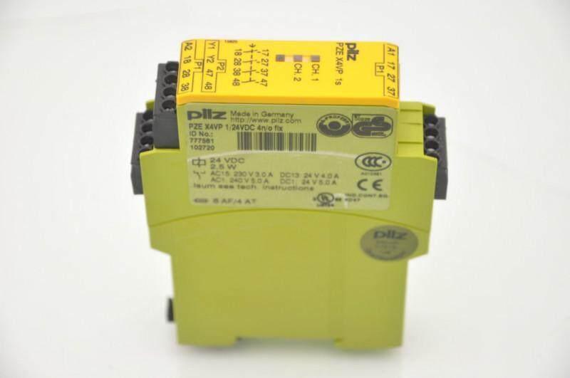 德国pilz 安全继电器 774059