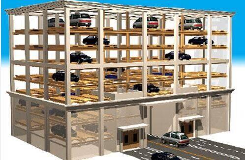 立体停车库建设提速 智能化应用渐成热点