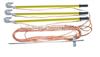 XJ-110型110KV单相式短路接地线
